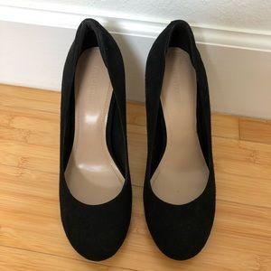 Pour La Victoire Black Heels